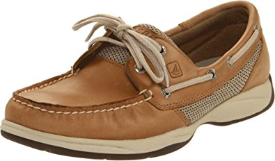 sperry top sider womenu0027s intrepid 2 eye linen/mesh boat shoe 5m YRZLXZP