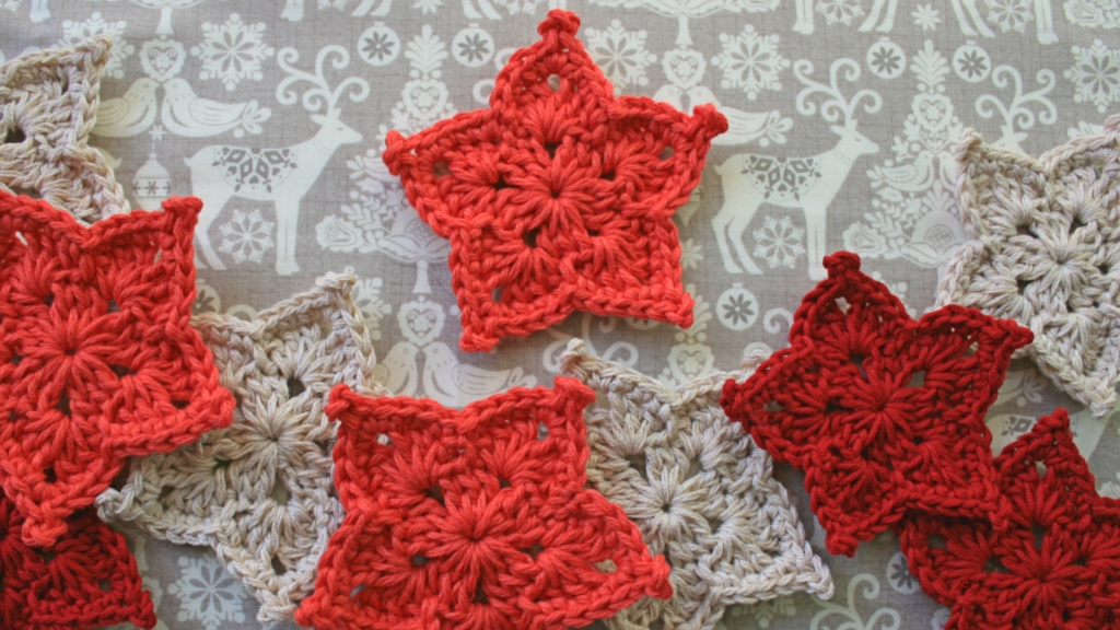 Get Five Star With Star Crochet Pattern Fashionarrow