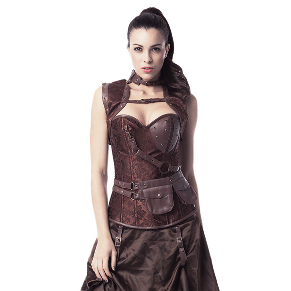 steampunk fashion bustiers u0026 corsets · steampunk necklaces TNTCTGM