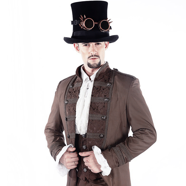 steampunk fashion featured steampunk categories FFPFSNF