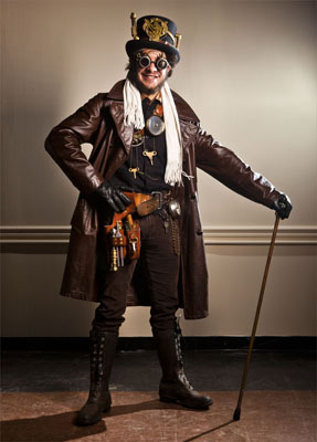 steampunk fashion trends ZZOPQJR