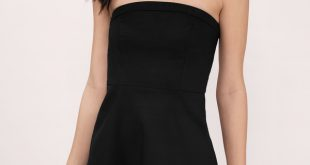 strapless dress final sale SQPFJJI