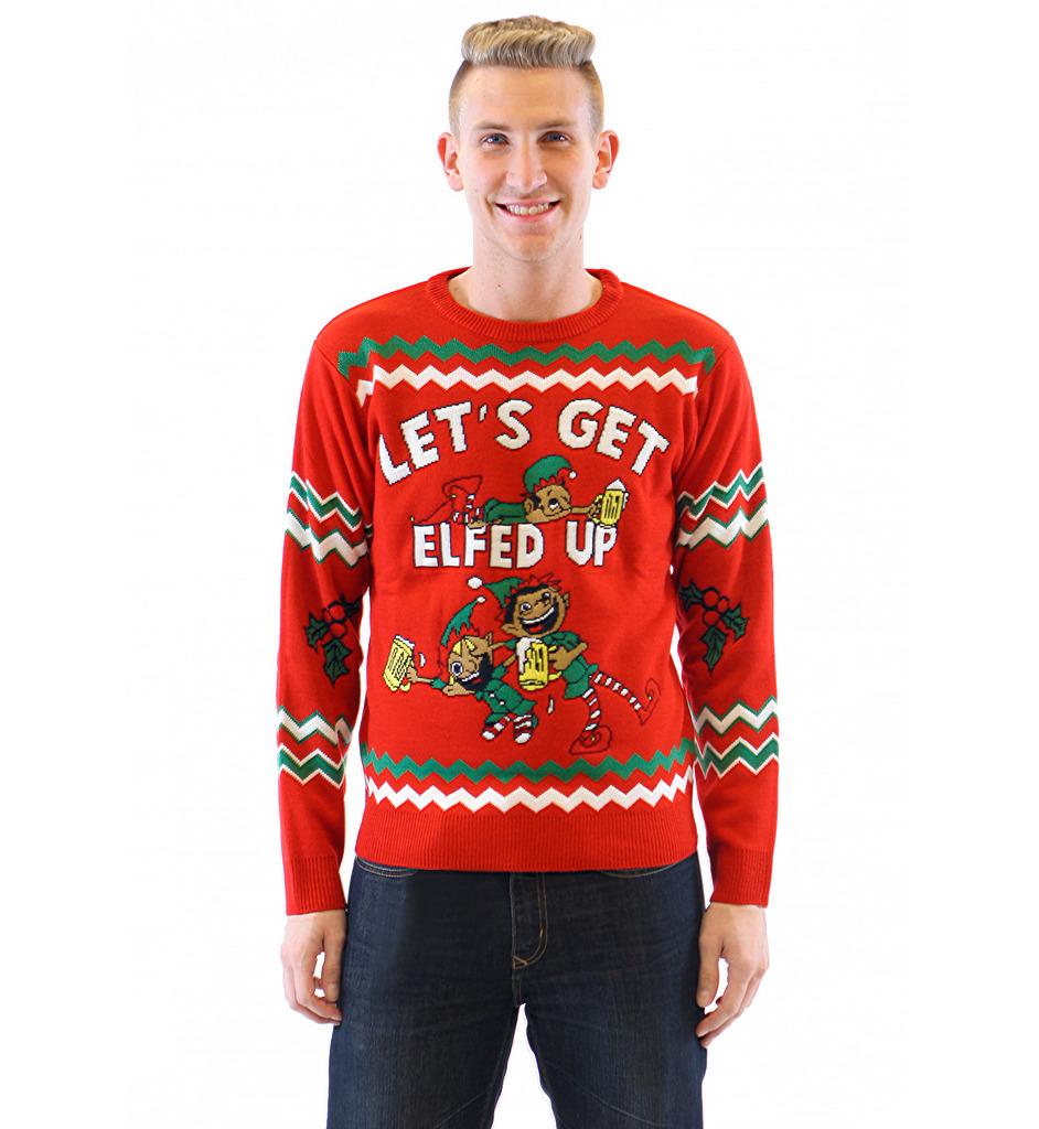 A guide to buying the right tacky christmas sweaters