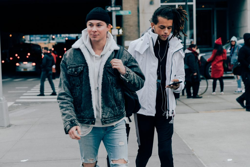 the best street style from new york fashion week: menu0027s photos | gq OCVXNZP