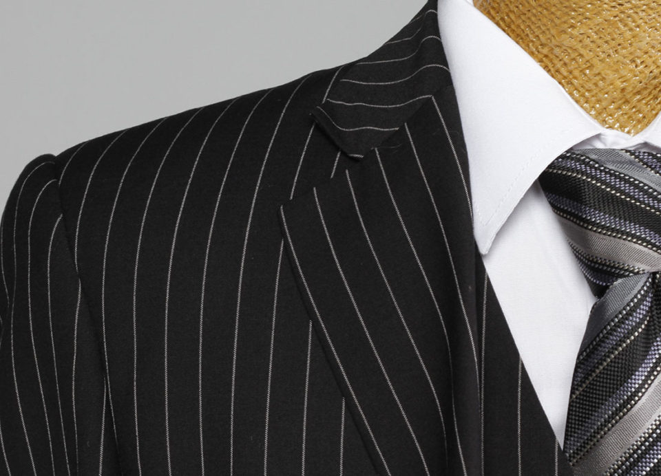 the definitive pinstripe suit guide every man needs JLOMCYX