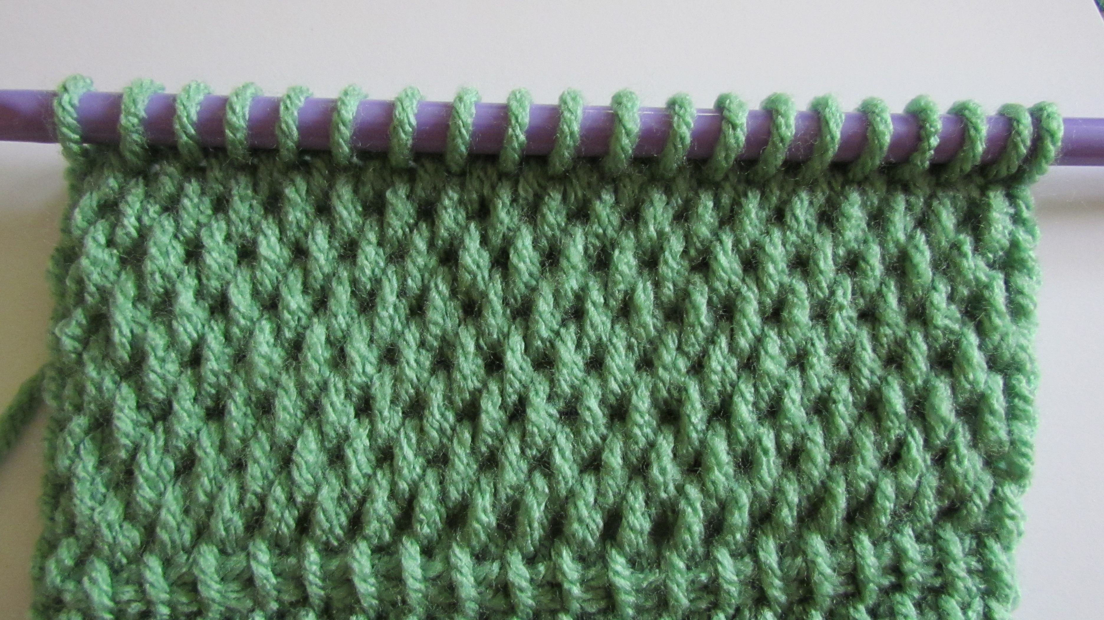 Tunisian Crochet tunisian net stitch tutorial CNXHGGA