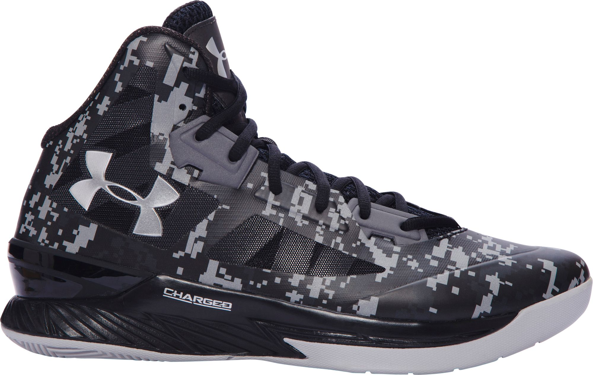 under armour menu0027s clutchfit lightning basketball shoes QEELFAU