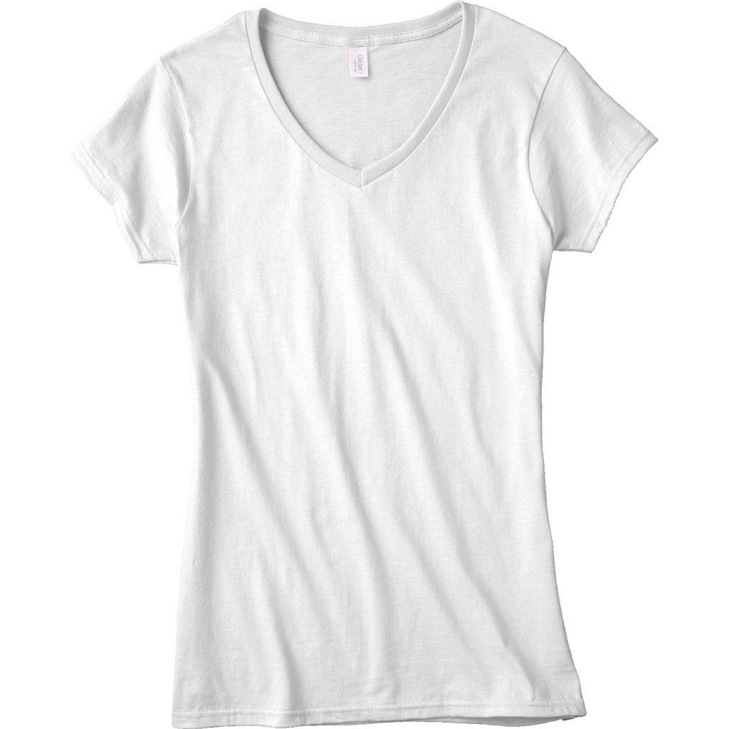 v neck t shirts gildan® short sleeve missy v-neck t-shirt BBKVOID