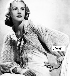 Vintage crochet shrug the vintage pattern files: free 1940u0027s crochet pattern - easy crochet shrug NOZADLP