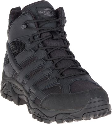 waterproof boots ... moab 2 mid tactical waterproof boot, black, dynamic ... IXZDDMO