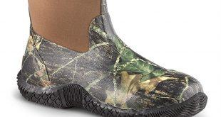 waterproof shoes menu0027s ranger® taskmaster waterproof low boots, mossy oak break-up® PEWPNWW