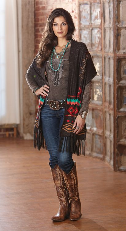 Different types of western wear for women - fashionarrow.com