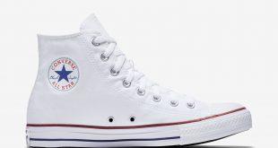 white high top converse converse chuck taylor all star high top unisex shoe. nike.com PIDOJCR