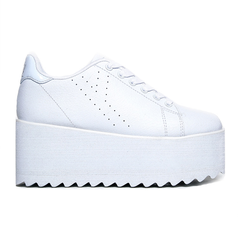 white platform sneakers quick view. YMPFDGT