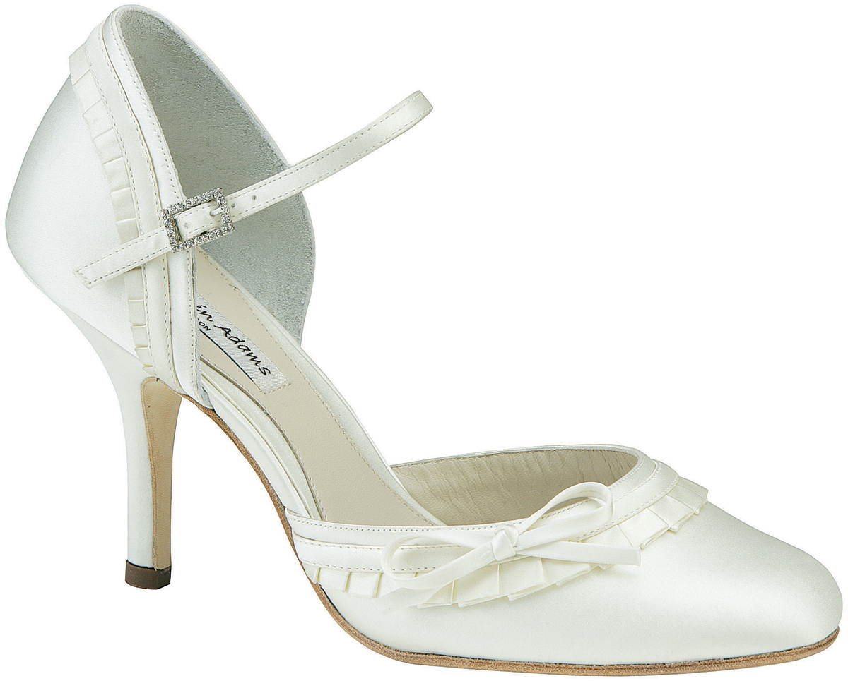 white wedding shoes liza by benjamin adams wedding shoes in white QGFVUYV