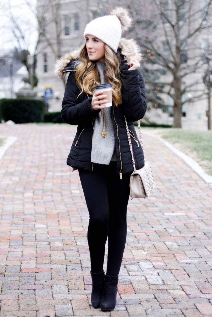 The best winter outfits