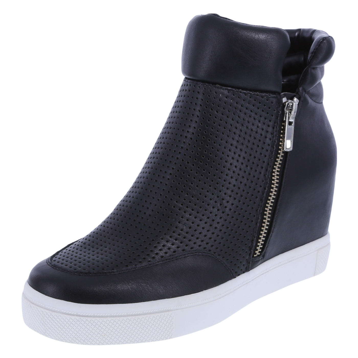 womenu0027s divina hidden wedge sneakerwomenu0027s divina hidden wedge sneaker,  black FCMGYYM