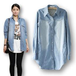 womens denim shirt western shirts for women denim levi s IGHLEYT