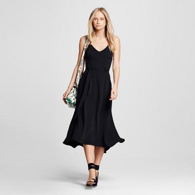 womens dresses ... ruffle detail dresses; midi dresses ZXUBCIX