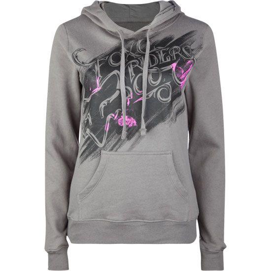 womens hoodies fox terrain womens hoodie 184300110 | sweatshirts u0026 hoodies | tillys.com HNYWKQG