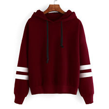 womens hoodies women casual hoody hoodie sweatshirt long sleeve sweater pullover tops coat  lot PGCYFOK