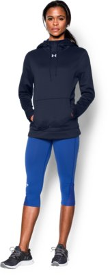 womens hoodies womenu0027s ua storm armour® fleece hoodie 3 colors $54.99 VNWPKBP