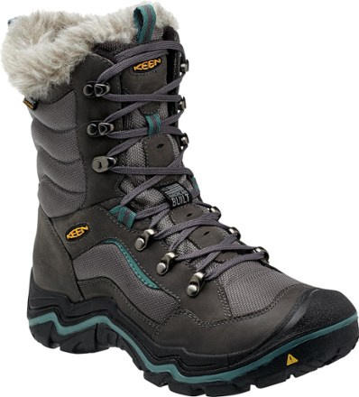 womens winter boots magnet/mineral blue MYUPLGF