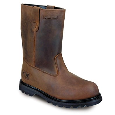 wood world menu0027s r1p rigger boots, ... VJUPHPN