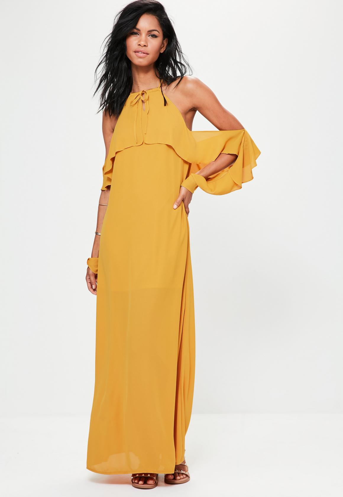 yellow maxi dress previous next DNZCJOA