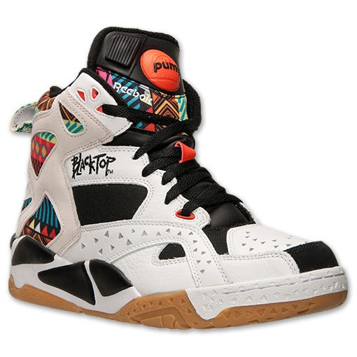 ... reebok blacktop battleground - available now3 QRGCDPM