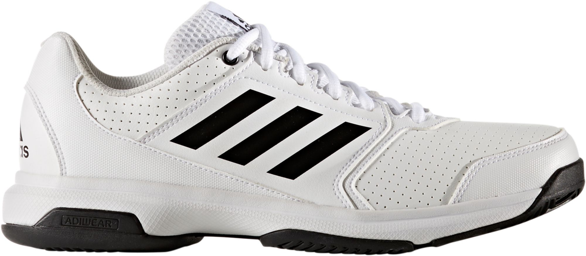 adidas menu0027s adizero attack tennis shoes | dicku0027s sporting goods EOUPUVU