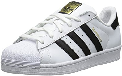 Adidas Originals Shoes adidas originals womenu0027s superstar w fashion sneaker, white/black/white, ... NJXJBHI