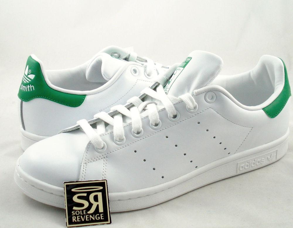 Adidas Originals Shoes new adidas originals men stan smith shoes running white fairway m20324  green MTCPXKF