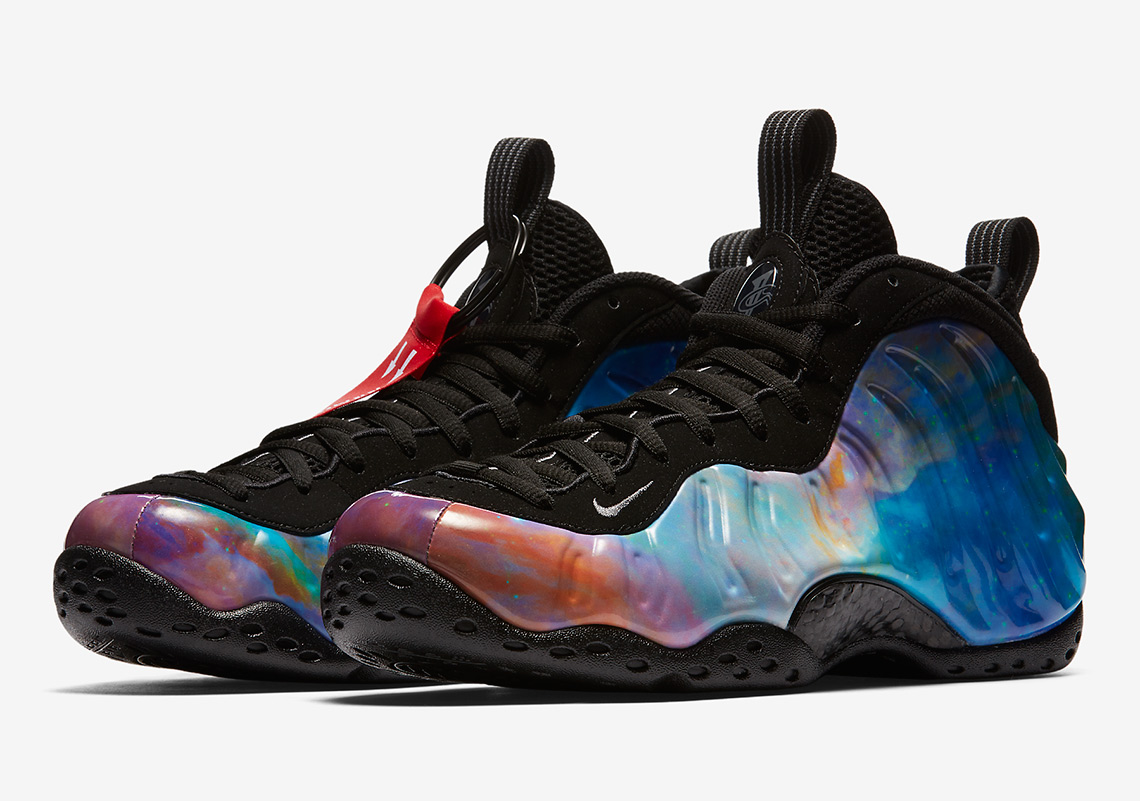 air Nike foamposite nike air foamposite one u201cbig bangu201d releases on february 18th nationwide LEIVIRG