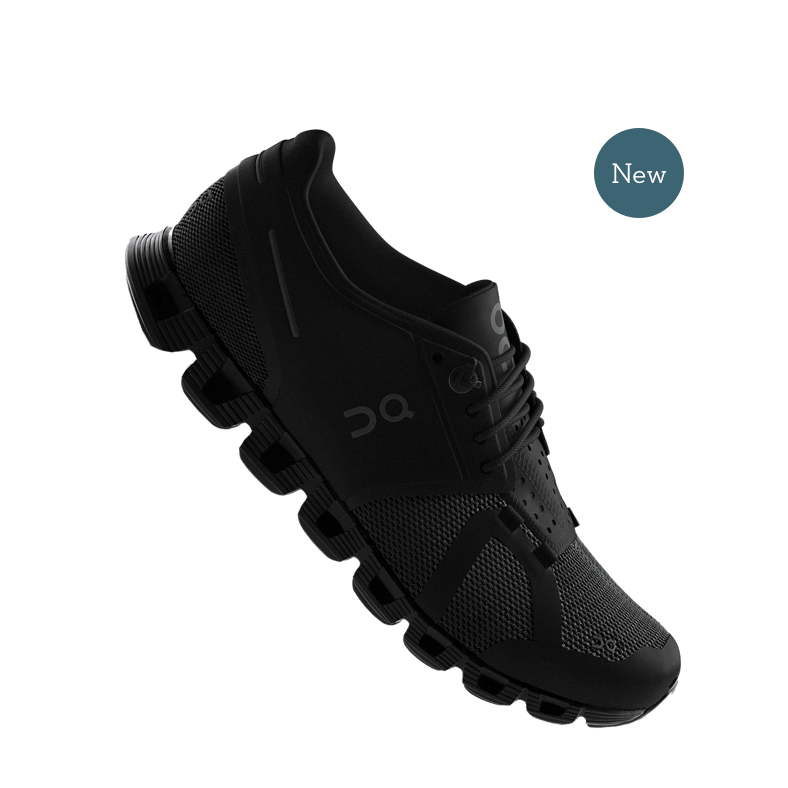 Black Running Shoes cloud RIFSFHW