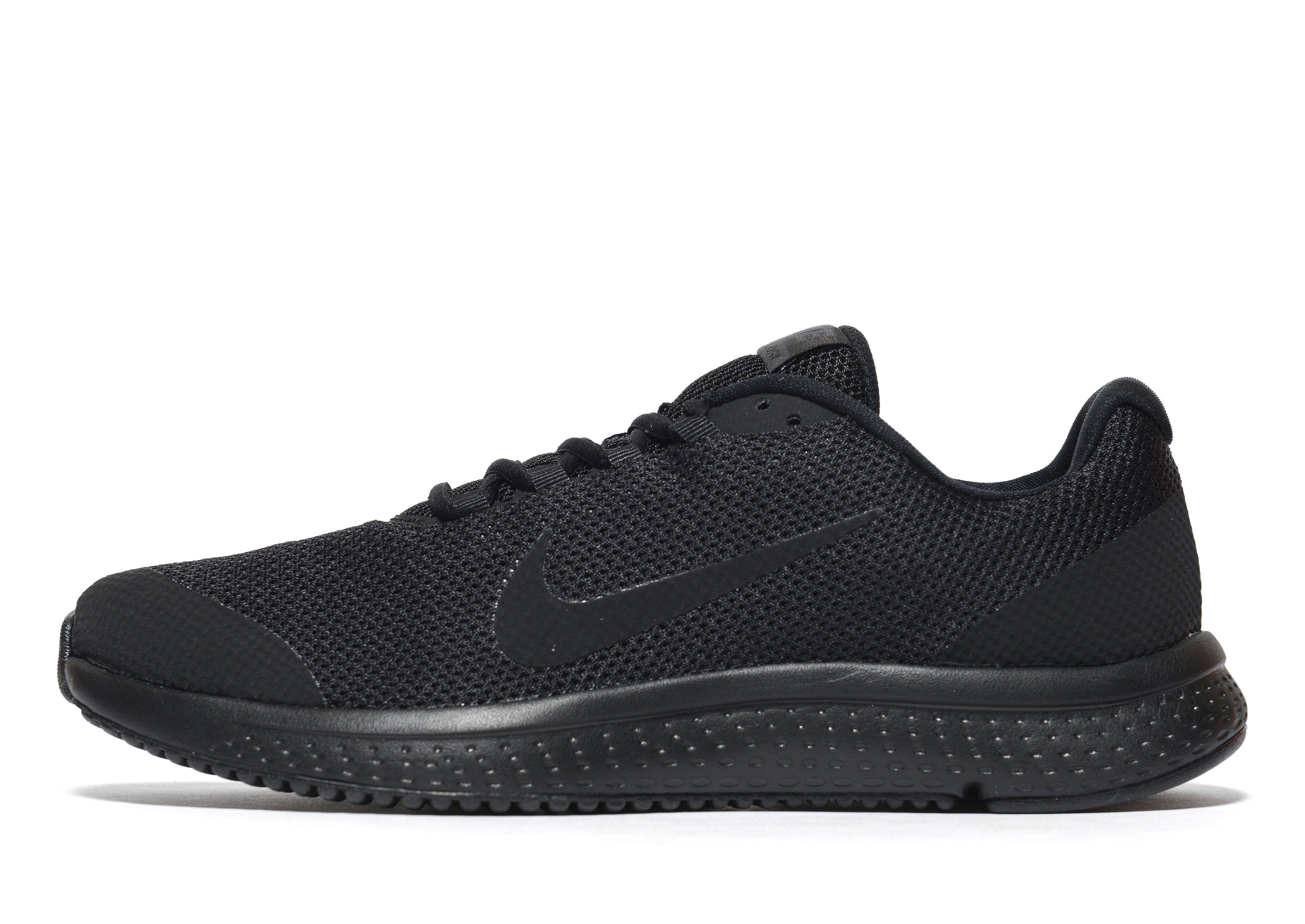Black Running Shoes mens black nike running shoes DSHELJA
