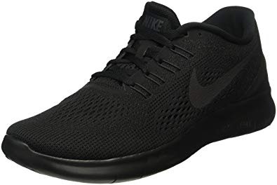 Black Running Shoes nike mens free rn running shoes black/black/anthracite 831508-002 size 10 SVTDWOG