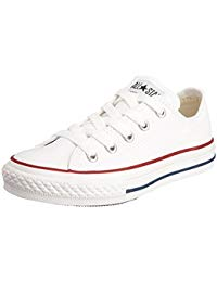 converse for girls all star low optical white kids/youth shoes girls/boys sneakers (2.5) IWBZKGA