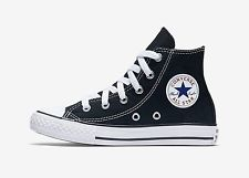 Girls Converse Shoes converse chuck taylor all star black white hi top shoes kids girls sneaker MOCUXKK