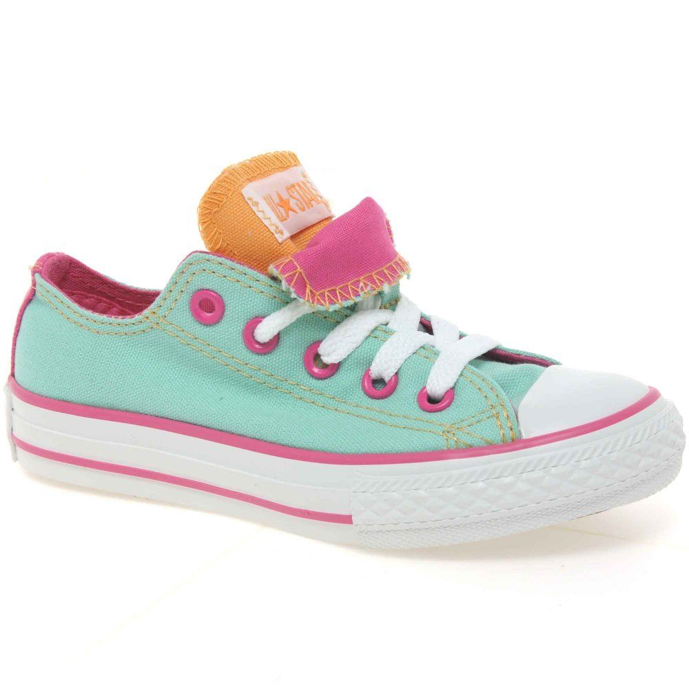 Girls Converse Shoes – Coming in Vibrant Colors!