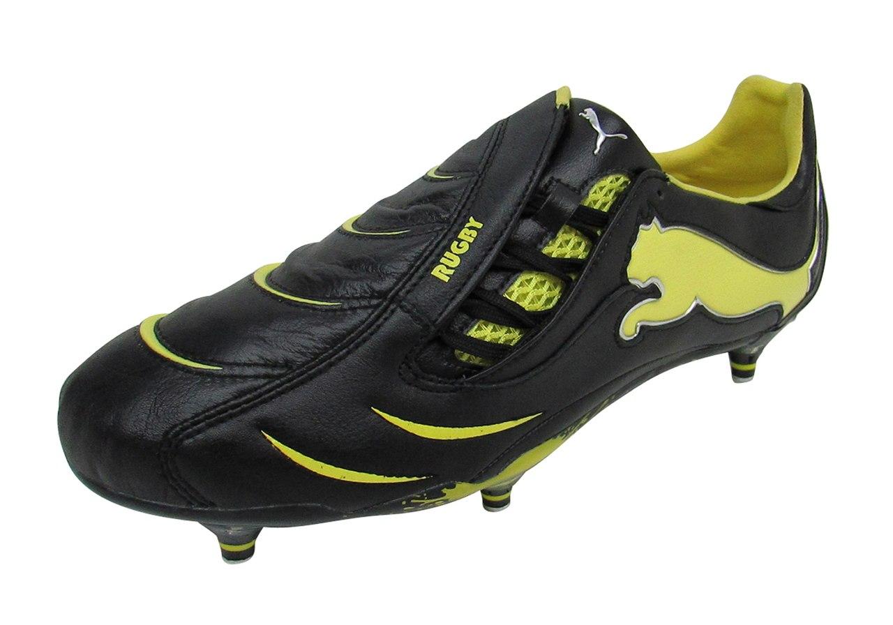 mens boys puma powercat 1.10 rugby boots QZDXGLS
