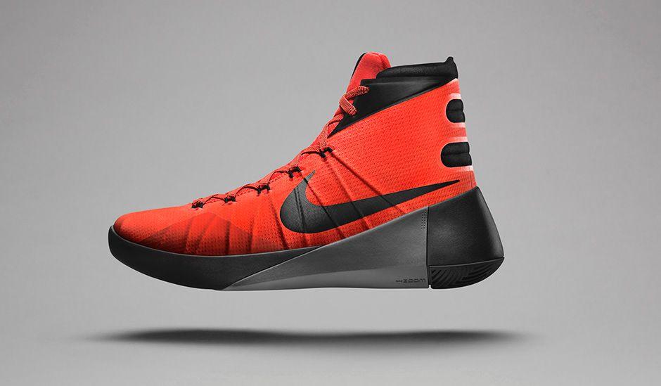 new Nike Hyperdunks nike hyperdunk 2015 bright crimson BMCHBYF