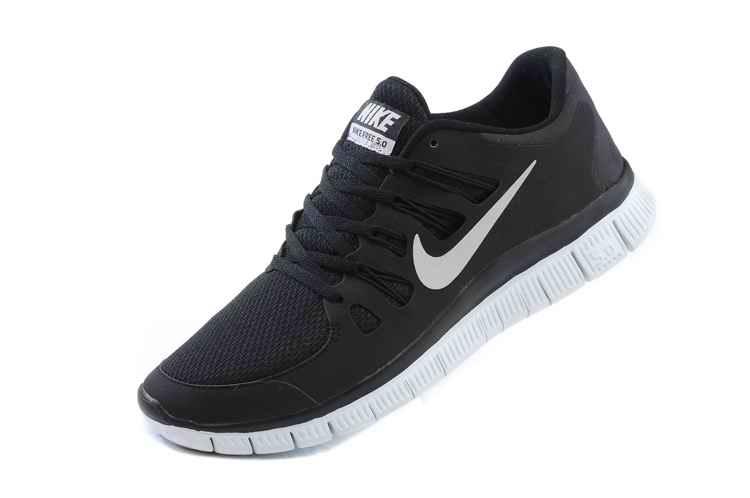 Nike Free Black shoes business black white-nike free 5.0 mens shoes fr701612 XAPULDF