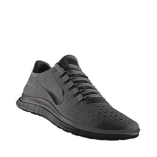 Nike Free Black shoes nike free run id / matte black / need a new pair of NPQRPYN