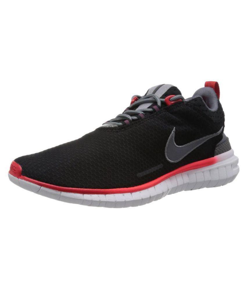 Nike Free Black shoes ... nike nike free og black training shoes ... JRDQOUW