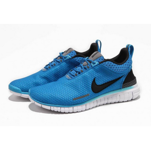nike free og royal blue running imported sport shoes BIBGTSC