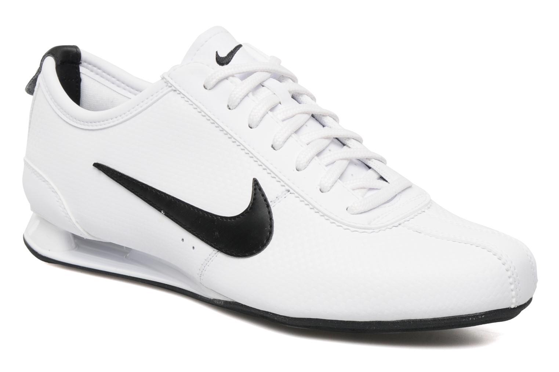 Nike Shox Rivalry trainers nike nike shox rivalry white detailed view/ pair view TRKOJTL