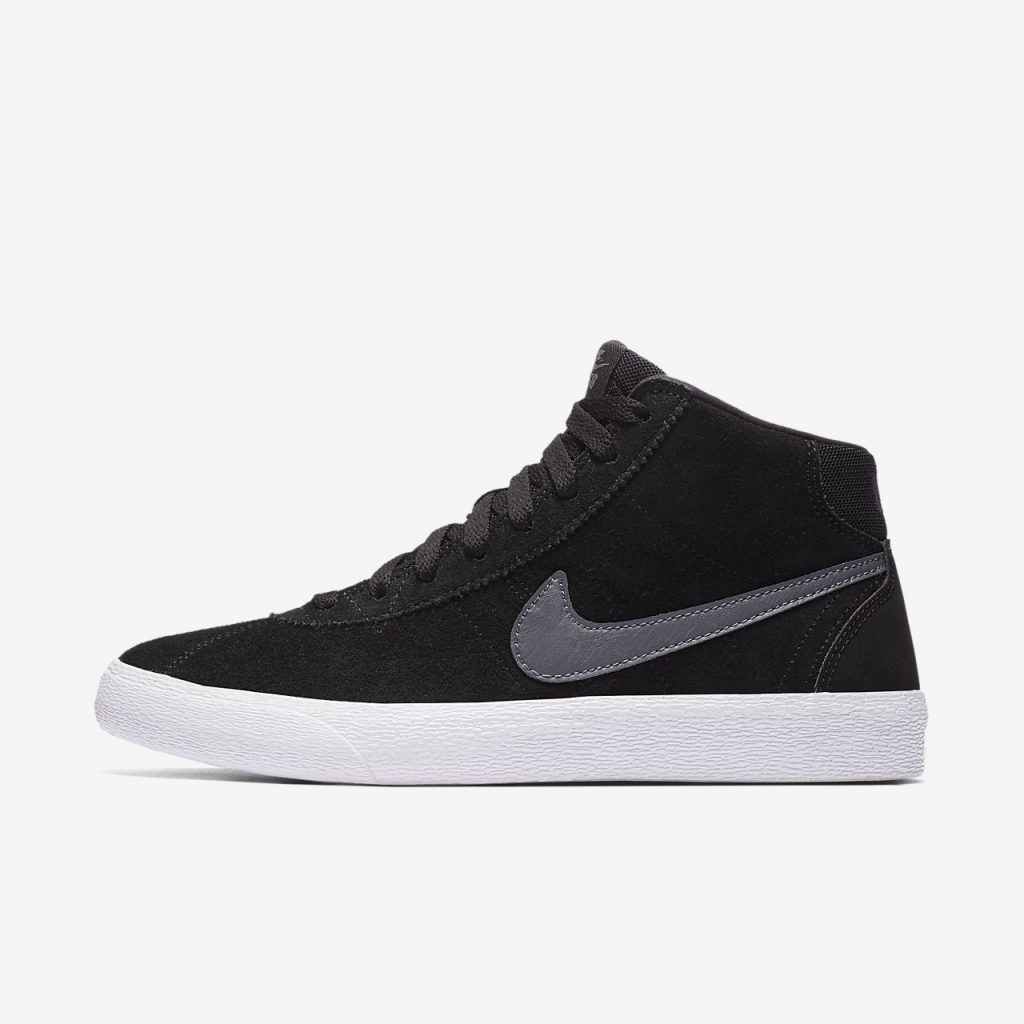 nike skate shoes … nike sb bruin high womenu0027s skateboarding shoe AIVIWTO