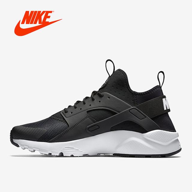 Nike sports shoes 2017 original new arrival authentic nike air huarache cushioning menu0027s running  shoes EYJOQJC