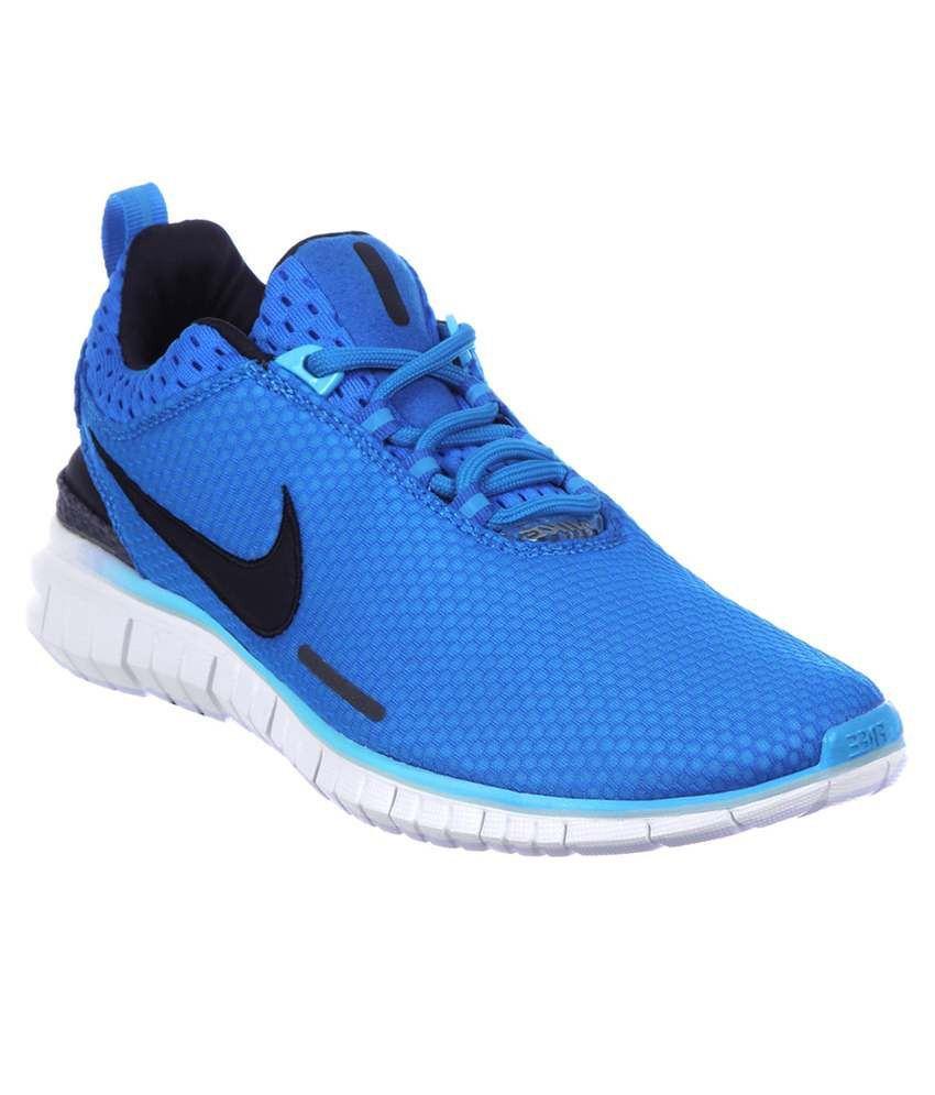 Nike sports shoes nike blue sports shoes ... RUUZNOY